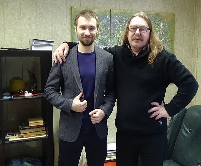 Игорь Иванович Разыграев